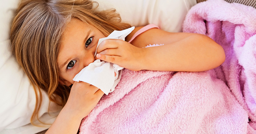 Cold and Flu Season 2017  - Dallas, TX - Advice from Pediatricians of Dallas
